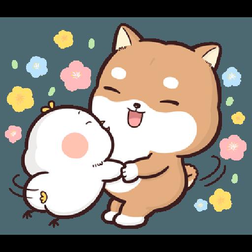 Shiba Inu PIPI's life(3) by Liz - 2 - Sticker 17