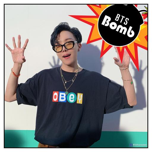 BTS - Dynamite (Reupload) - Sticker 19