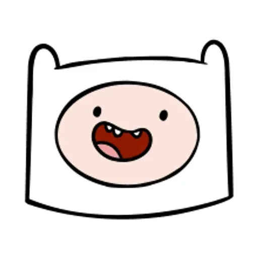 Adventure Time 01 - Sticker 30