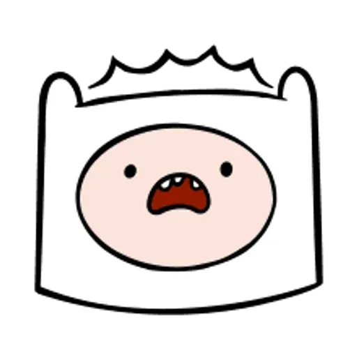 Adventure Time 01 - Sticker 9