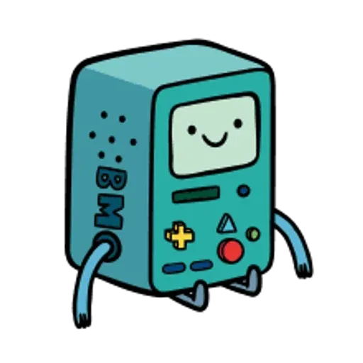 Adventure Time 01 - Sticker 15