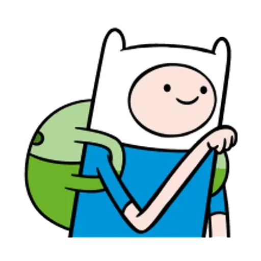 Adventure Time 01 - Sticker 22