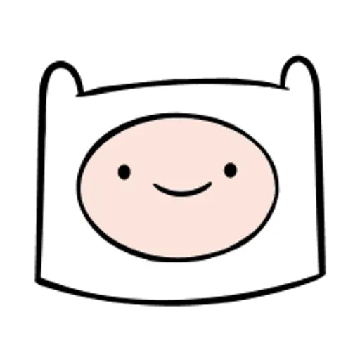 Adventure Time 01 - Sticker 1