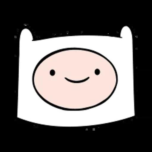Adventure Time 01 - Sticker 1