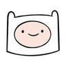 Adventure Time 01 - Tray Sticker