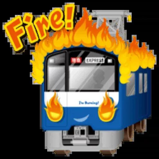 Train - Sticker 14