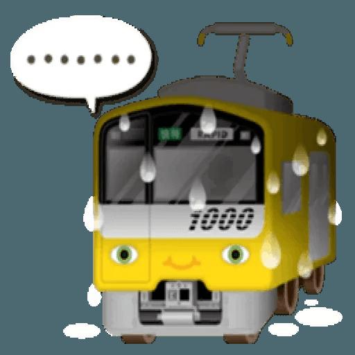 Train - Sticker 19