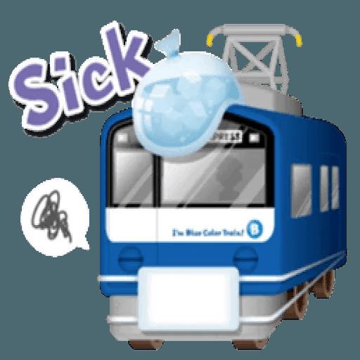 Train - Sticker 22