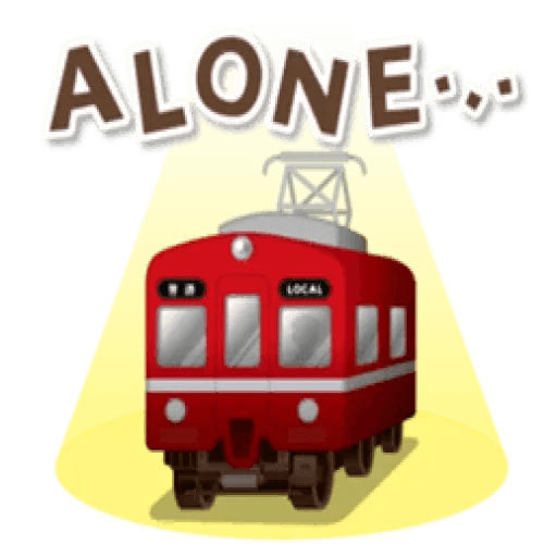 Train - Sticker 30