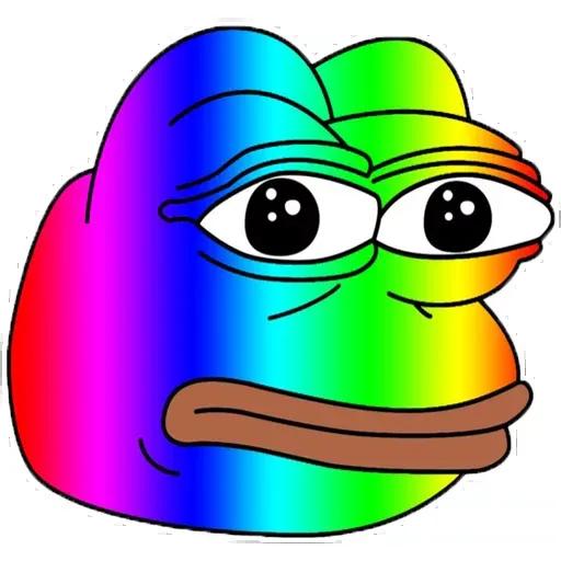 Pepetimofav - Sticker 2