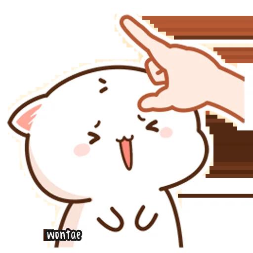 mochi mochi - Sticker 4