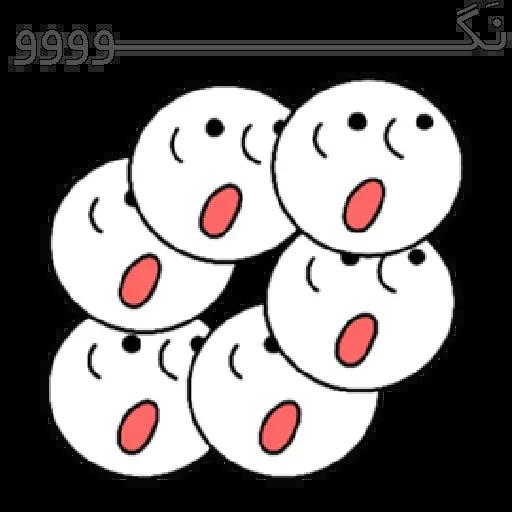 B - Sticker 22