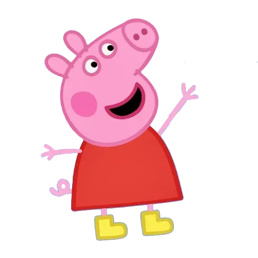 Pepig - Sticker 1
