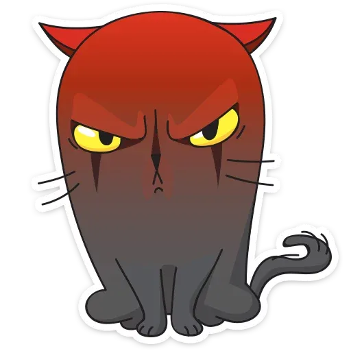 Black Kat - Sticker 16