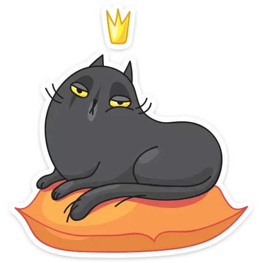 Black Kat - Sticker 10