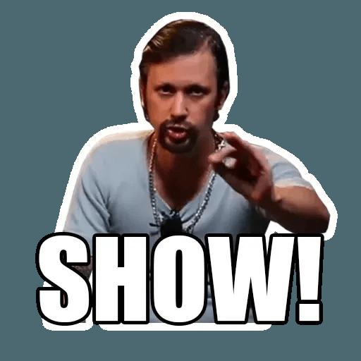 Choque de Cultura - Sticker 10