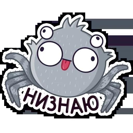 Pavuk - Sticker 6