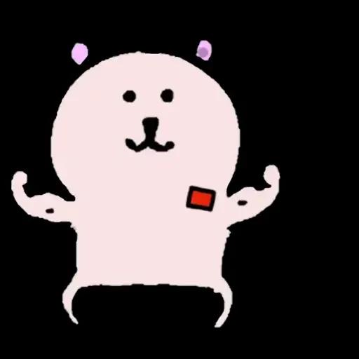 ACO FROM PinkBear - Sticker 13
