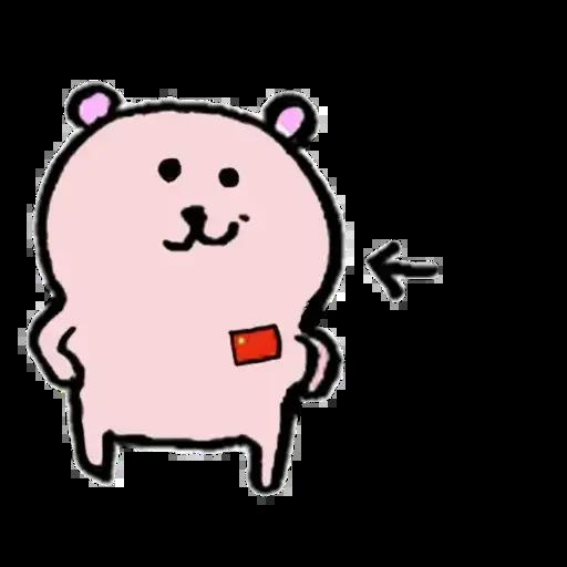 ACO FROM PinkBear - Tray Sticker