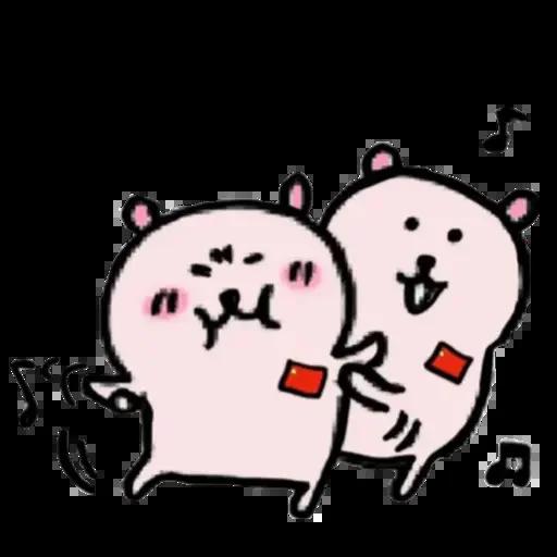 ACO FROM PinkBear - Sticker 8