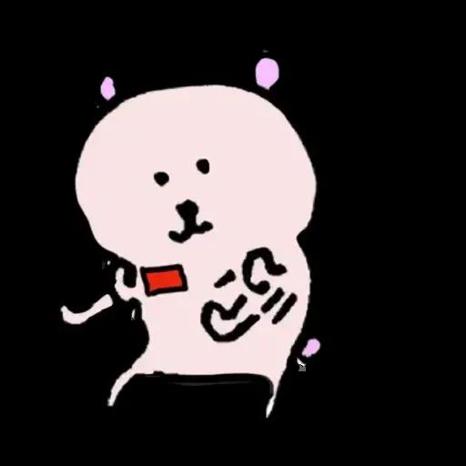 ACO FROM PinkBear - Sticker 14