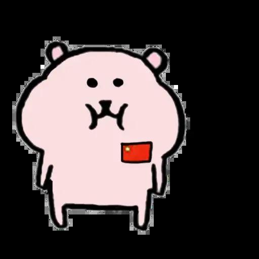 ACO FROM PinkBear - Sticker 30