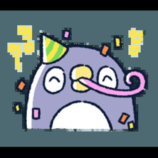 肥企鵝的內心話5 (2) - Sticker 14