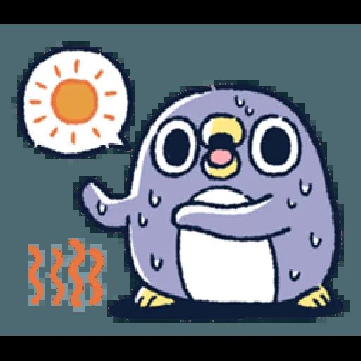 肥企鵝的內心話5 (2) - Sticker 5