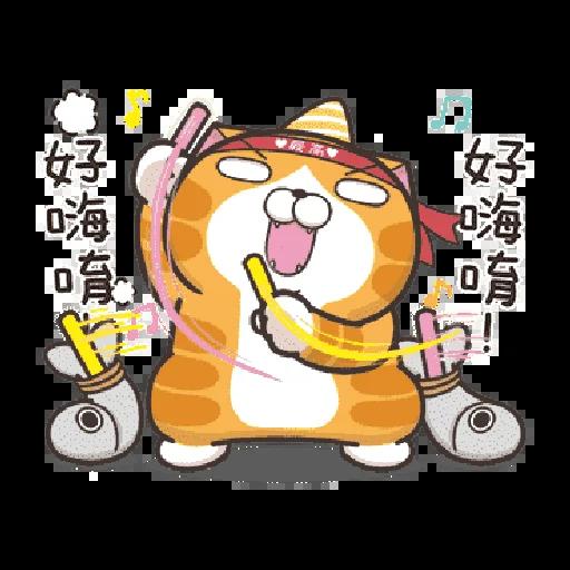 白爛貓 聖誕 - Sticker 16