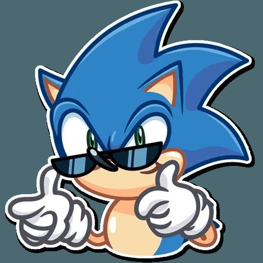 Sonic - Sticker 20