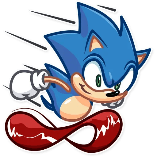 Sonic - Sticker 24