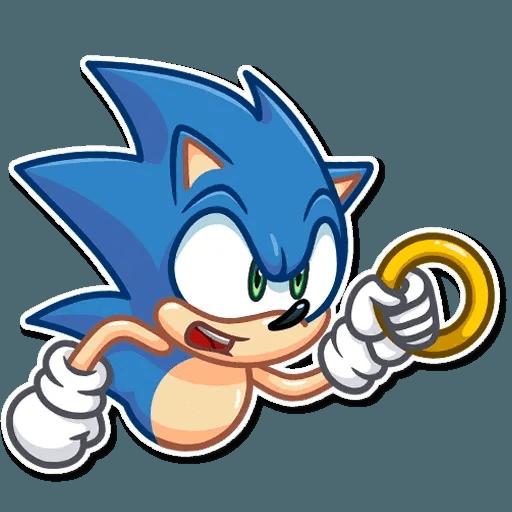 Sonic - Sticker 28