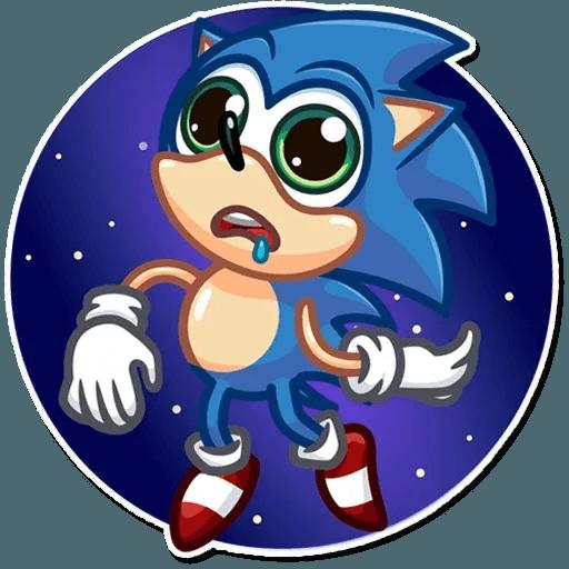 Sonic - Sticker 29