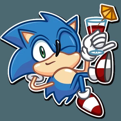 Sonic - Sticker 15