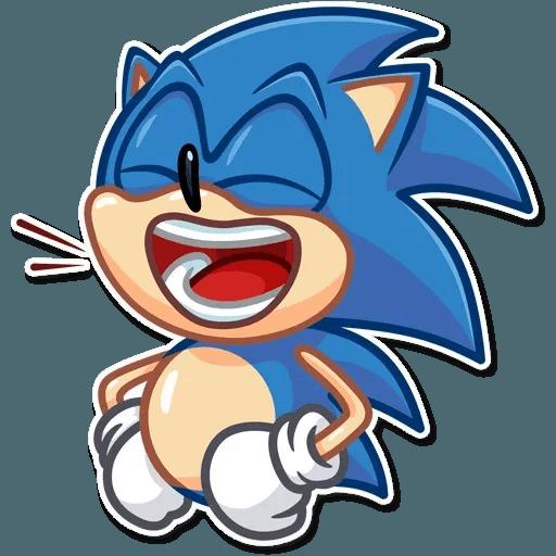 Sonic - Sticker 1