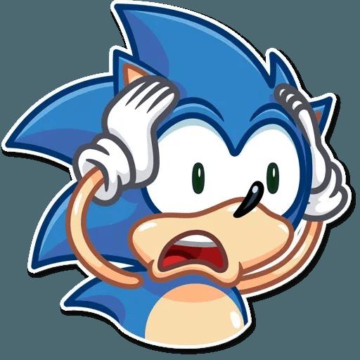 Sonic - Sticker 4