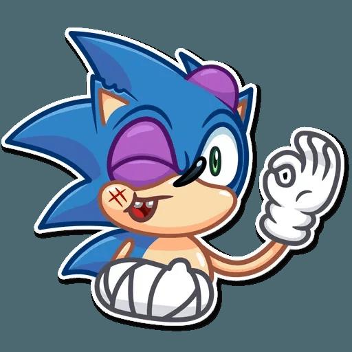 Sonic - Sticker 19
