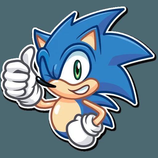 Sonic - Sticker 3