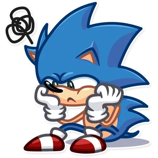 Sonic - Sticker 14