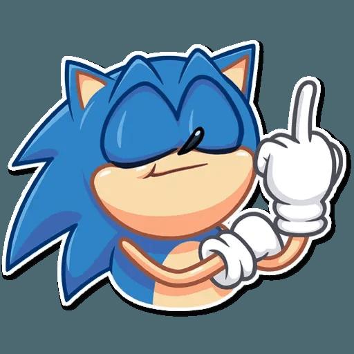 Sonic - Sticker 8