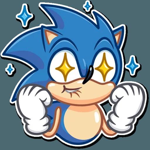 Sonic - Sticker 26