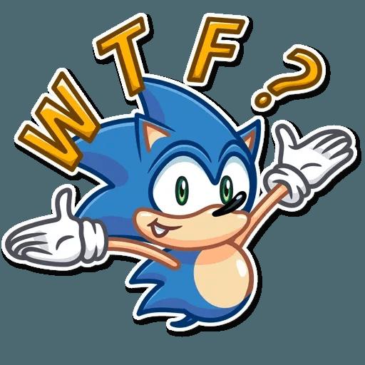 Sonic - Sticker 17