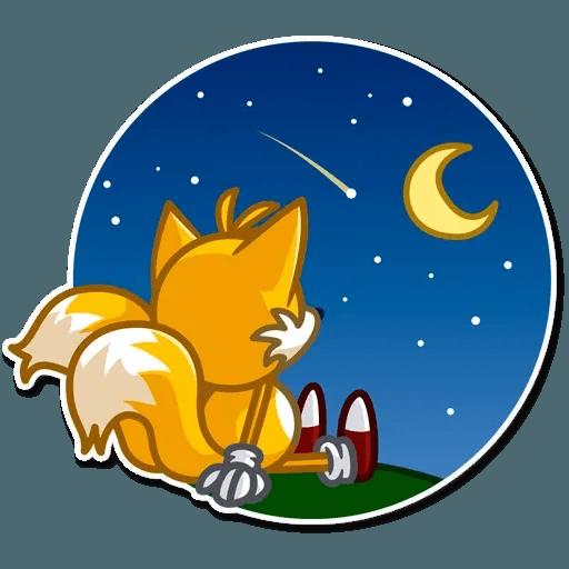 Sonic - Sticker 16