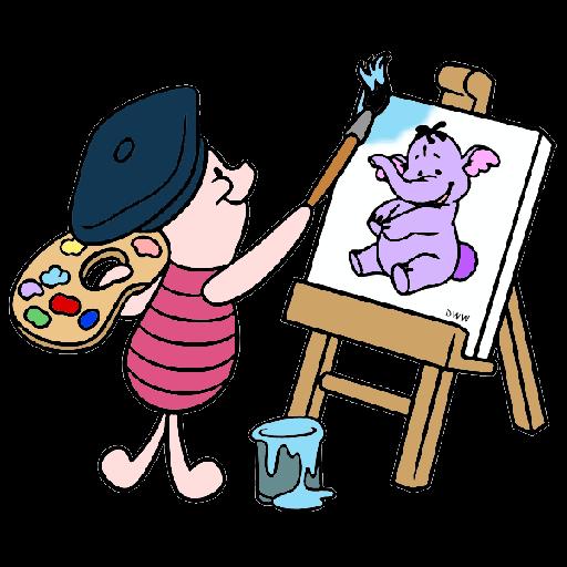 Ursinho Pooh e Piglet - Sticker 7