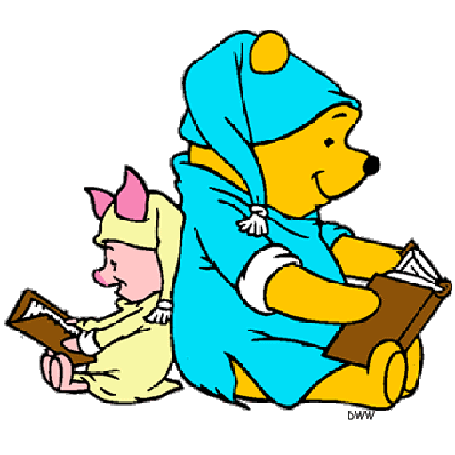 Ursinho Pooh e Piglet - Sticker 23