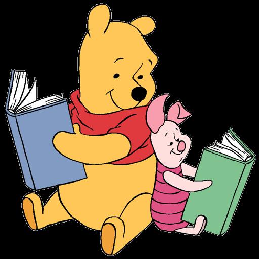 Ursinho Pooh e Piglet - Sticker 17