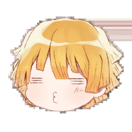 Agatsuma Zenitsu - Sticker 26