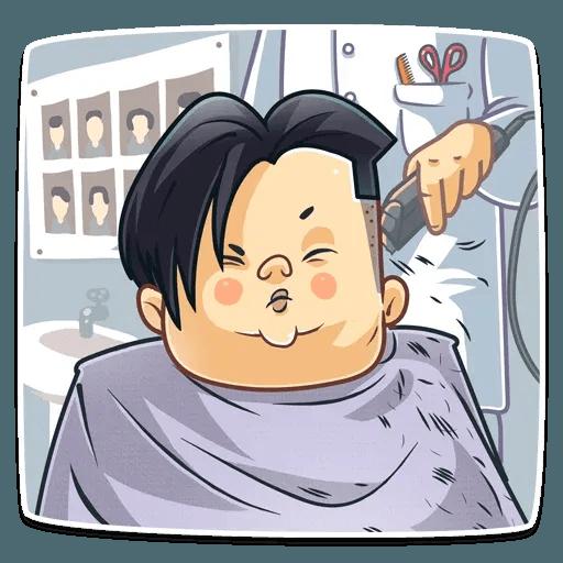 Kim Jong-un - Sticker 26