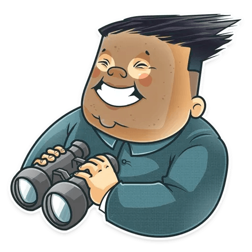 Kim Jong-un - Sticker 8