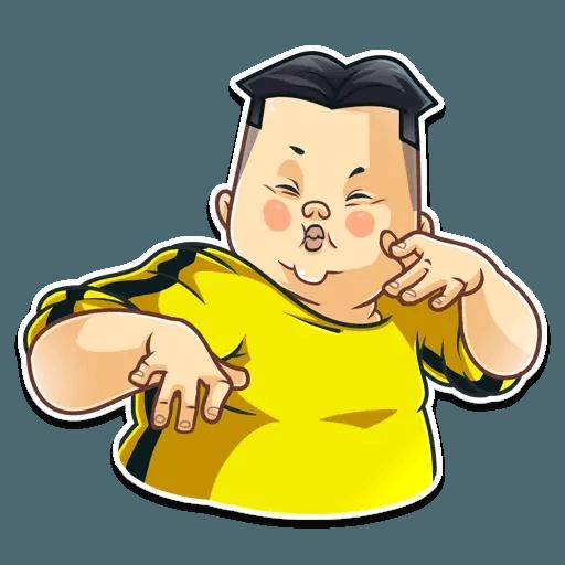 Kim Jong-un - Sticker 7
